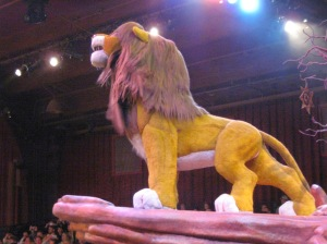 Simba - Festival of the Lion King