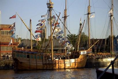 "The ship ""Matthew"" Bristol Harbour-side Festival"